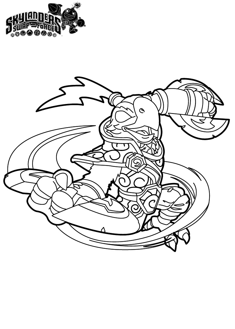 Skylanders Swap Force Coloring Pages Bratz Coloring Pages Coloring Pages Coloring For Kids Coloring Pages For Kids