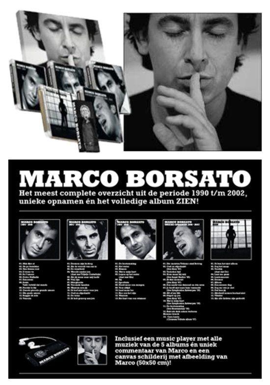 Marco Borsato Boxset | Lijst Marco | Pinterest