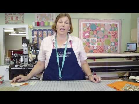 Jelly Roll Week - Jenny gives ideas around the Tube and Jelly Roll