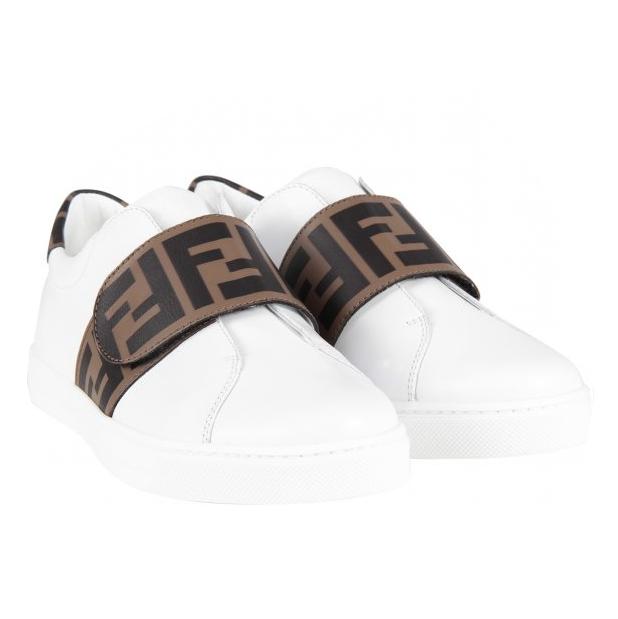 Fendi | Baby Unisex Sneaker With logo