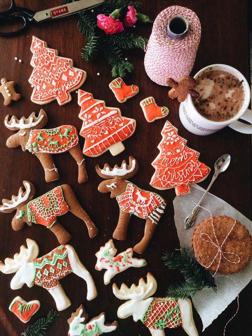 moose christmas cookies Christmas cookies in 2018 Pinterest