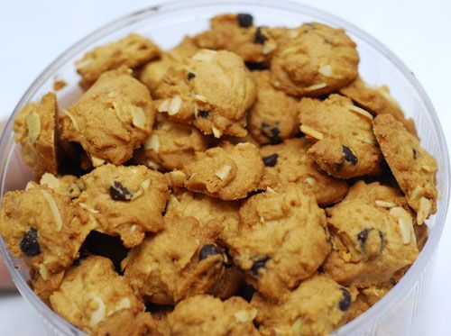 Resepi Chocolate Chip Cookies Famous Amos