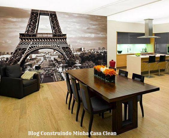 Decor: Paris na decoração