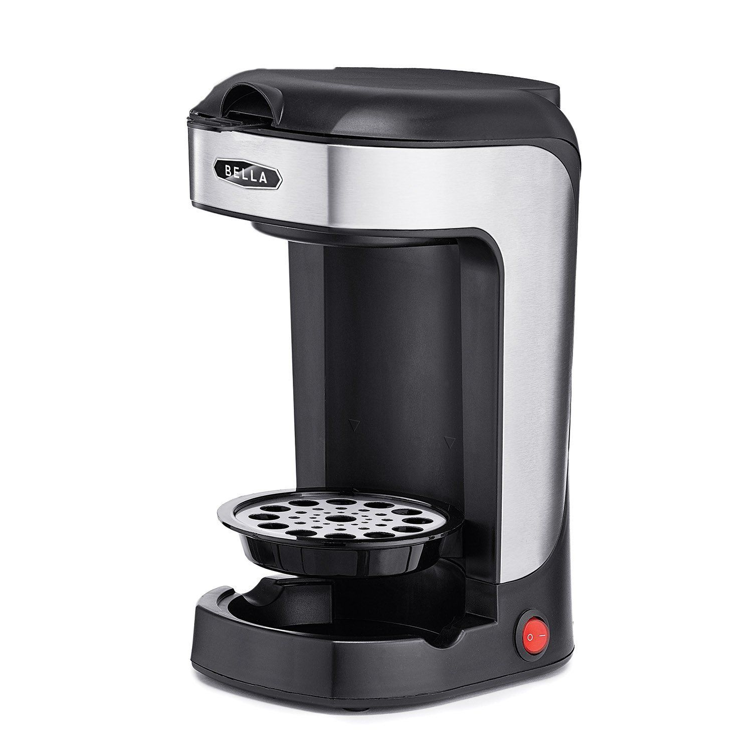 Blackdecker cup programmable coffeemaker black with stainless