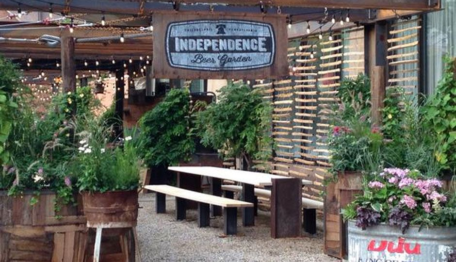 Michael Schulson\'s Independence Beer Garden at 6th and Market will ...