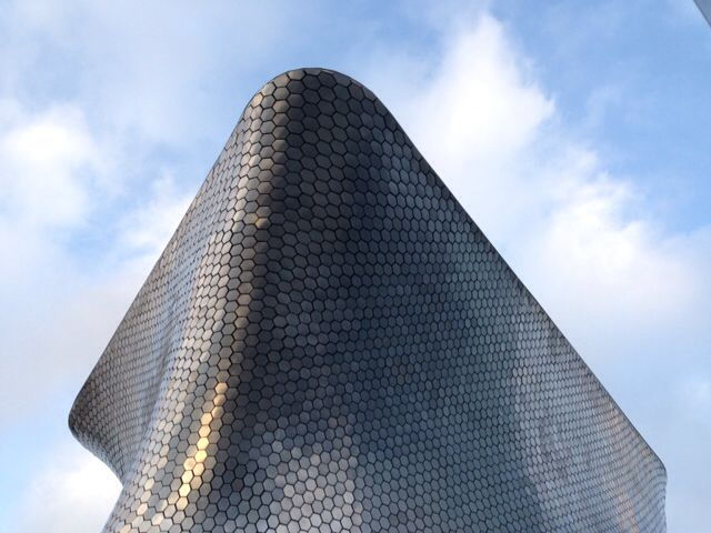 Mexico City - Museo Soumaya