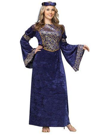 Women\u0027s Plus Size Court Lady Costume Plus Size Renaissance - halloween costume ideas plus size