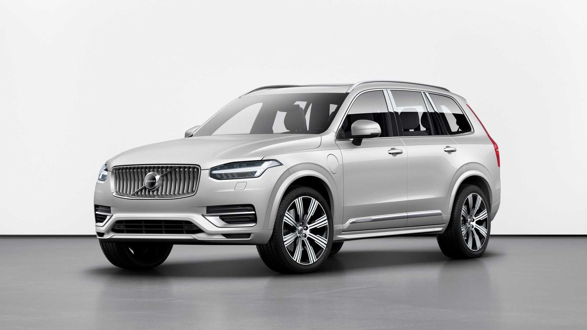 Volvo Plug In Hybrid 2020 Review And Price In 2020 Volvo Suv Volvo Xc90 Volvo