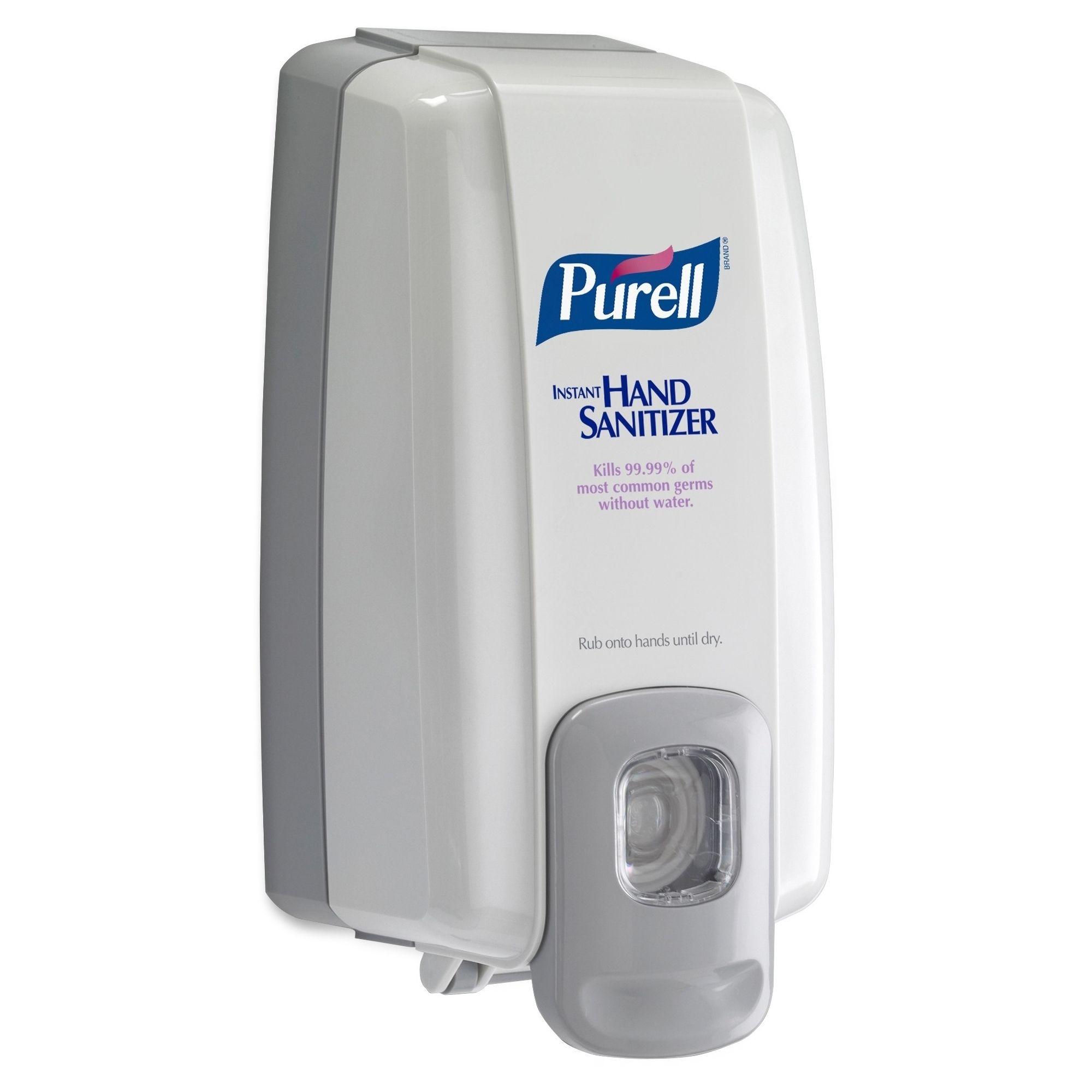 Best 10 Purell Hand Sanitizer Dispenser Battery Replacement