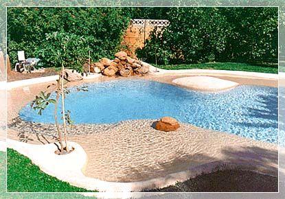Stunning Beach Pool Designs Gallery - Interior Design Ideas ...