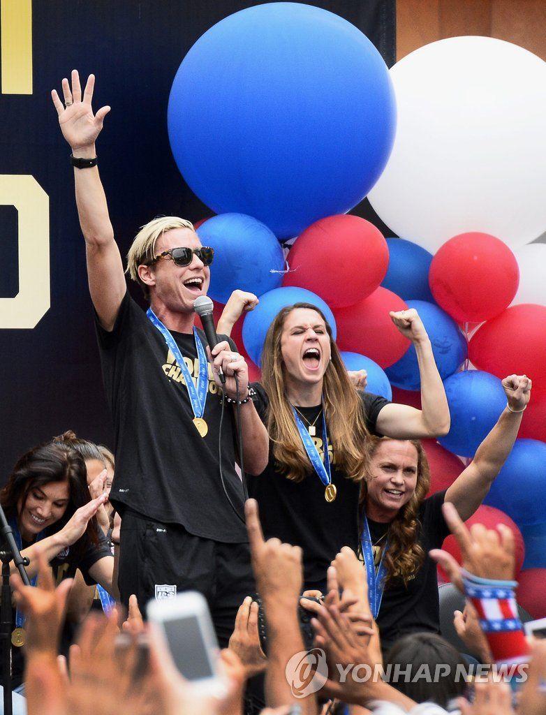 USA SOCCER FIFA WOMEN'S WORLD CUP 2015