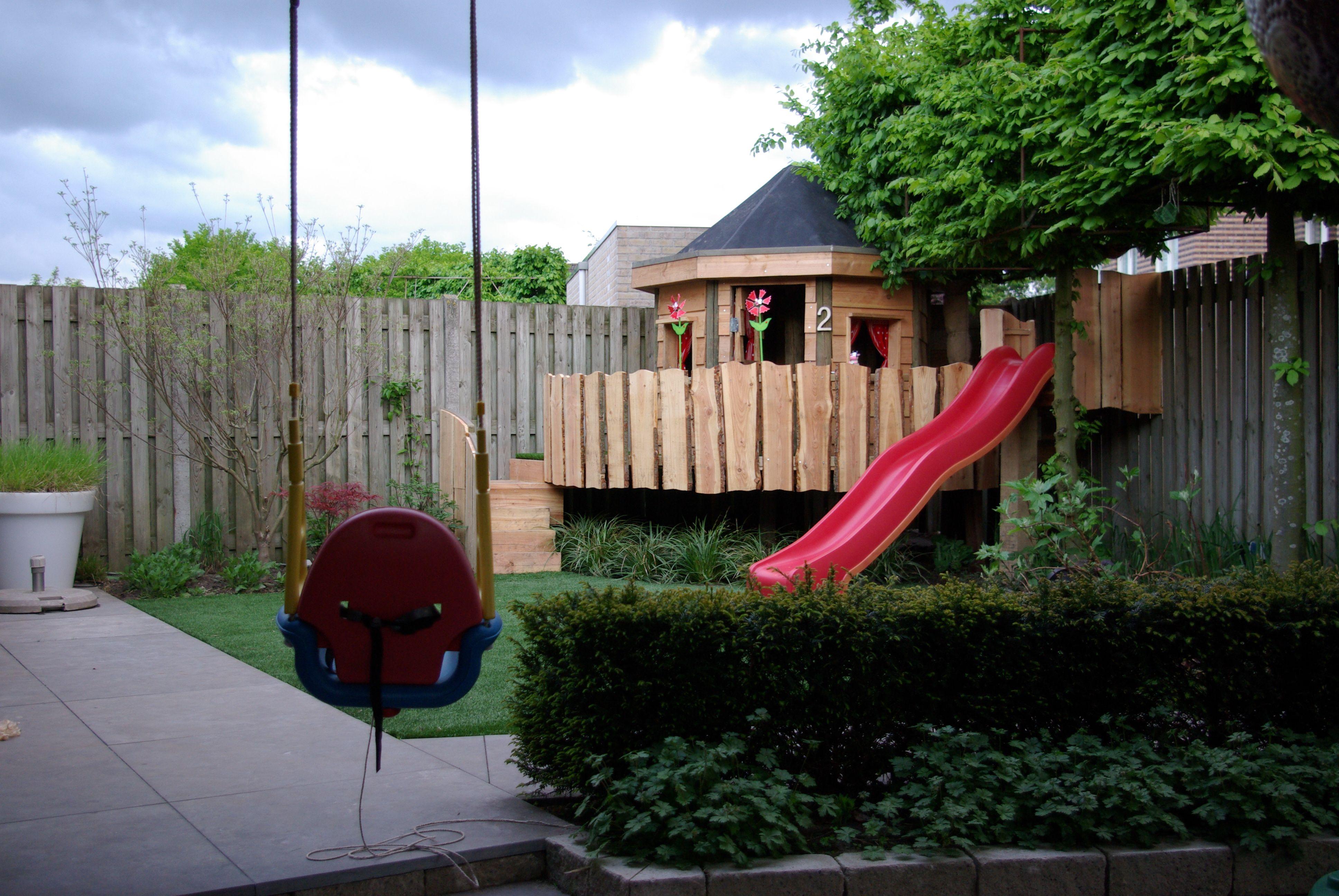 Tuinontwerp tuinaanleg hovenier eindhoven helmond nuenen for Kindvriendelijke tuin ontwerpen