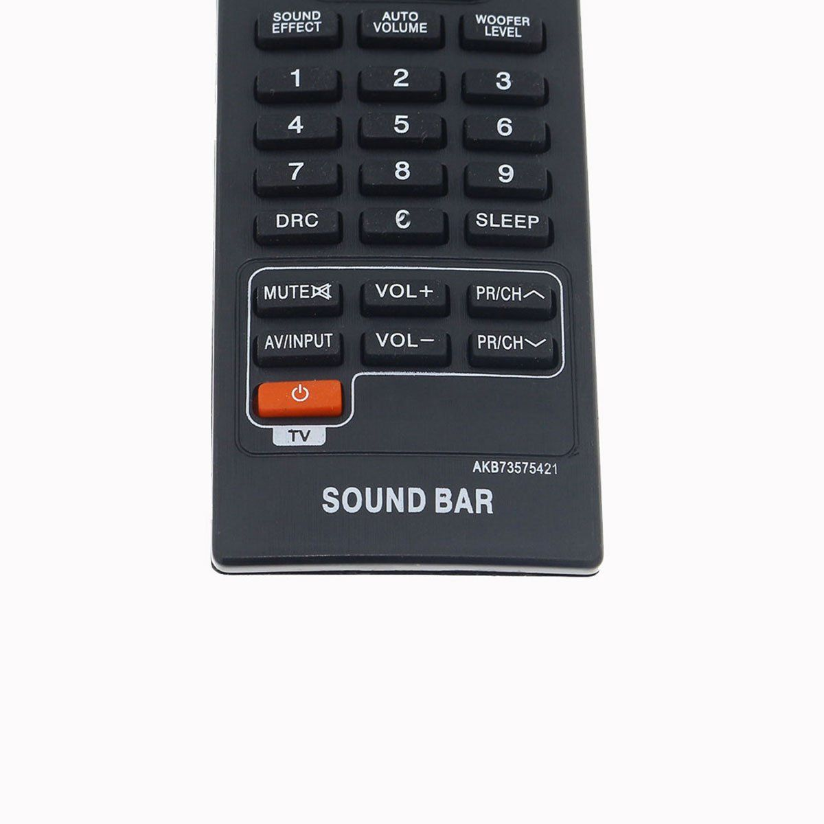 Aurabeam AKB73575421 Replacement Sound Bar Remote Control