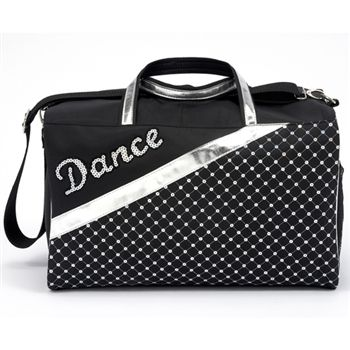 Store Drink Clothes for Kids to Store Small Item Annjom Large Capacity Durable Sequined Dance Duffle Bag Towel Black short yarn 3 Types Ballet Slippers Bag