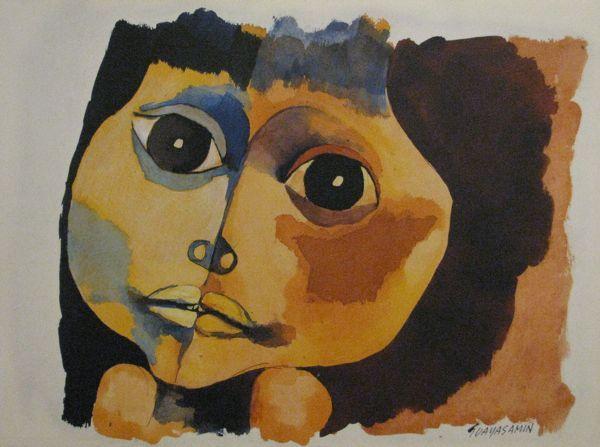 Osvaldo Guayasamin, Pintor- Ecuador