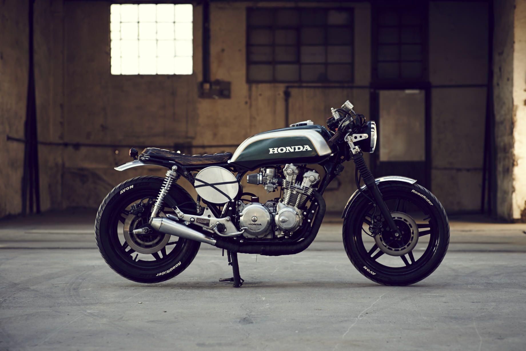 Lamachine Honda Bol Dor Cb900F Motorcycle Garagebrat