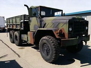 M923A2 Military 6x6 Diesel Truck Cummins Allison Rebuilt M939 FMTV