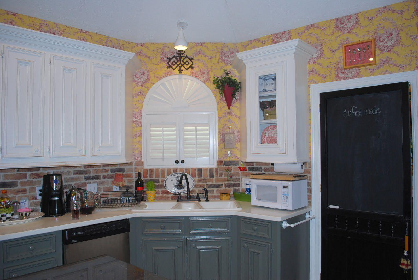 Küche interieur farbschemata  beängstigend küche kabinette dunkel unten weiß oben bild design