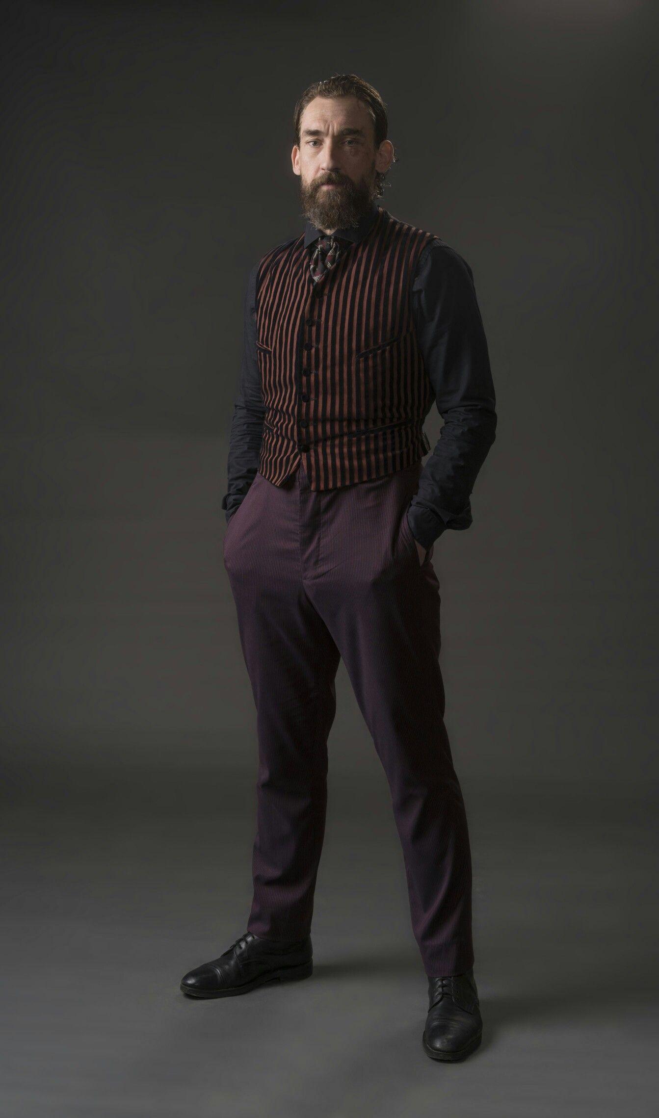 Jedediah Shine In Ripper Street Season 5 Josephmawle Ripper