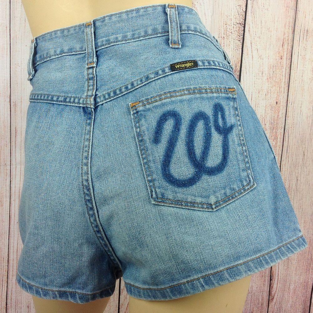 Wrangler jeans shorts W 32 Wrangler denim shorts Wrangler shorts