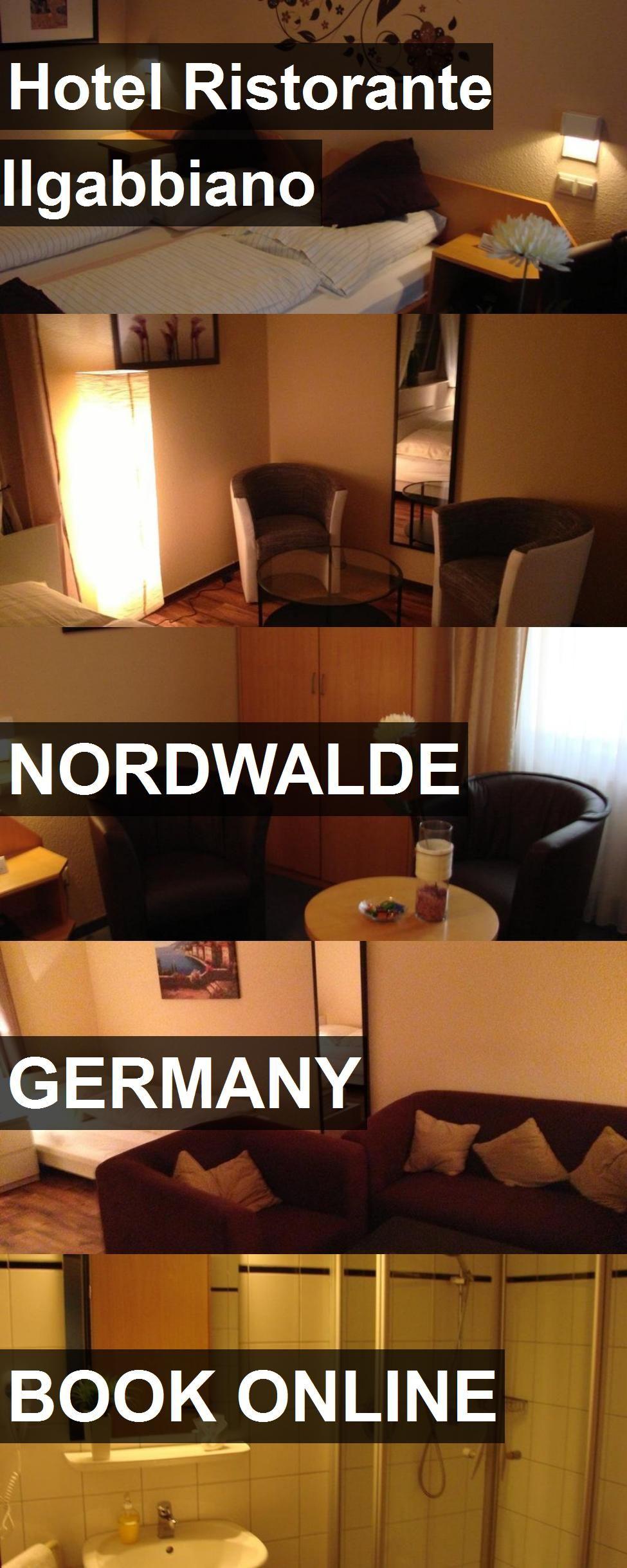 Hotel Ristorante Ilgabbiano in Nordwalde, Germany. For