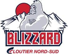 Trois Rivieres Blizzard Trois Rivieres Hockey Logos Hockey