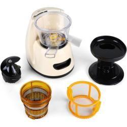 Fruitpresso Bella Morena Slow Juicer Saftpresse 150W 70 U/min KlarsteinKlarstein