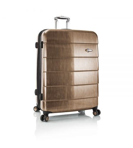 Heys Cronos Elite 30in Expandable Spinner Hardside Spinner Luggage Hard Case Suitcase Most Durable Luggage