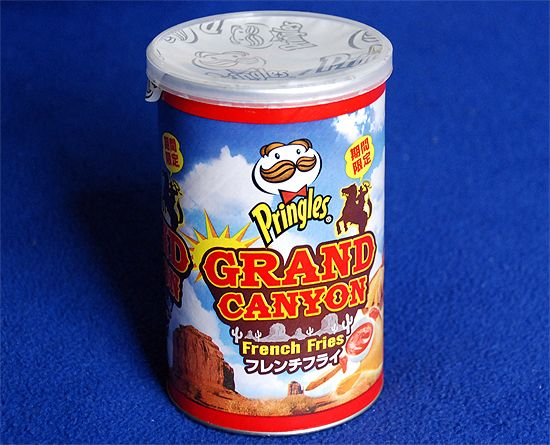 Image result for pringle grandcanyon fries
