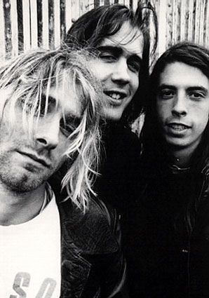 I'm in a full-on Nirvana mood right now, and you know what that means? Five bajillion more pins about them.