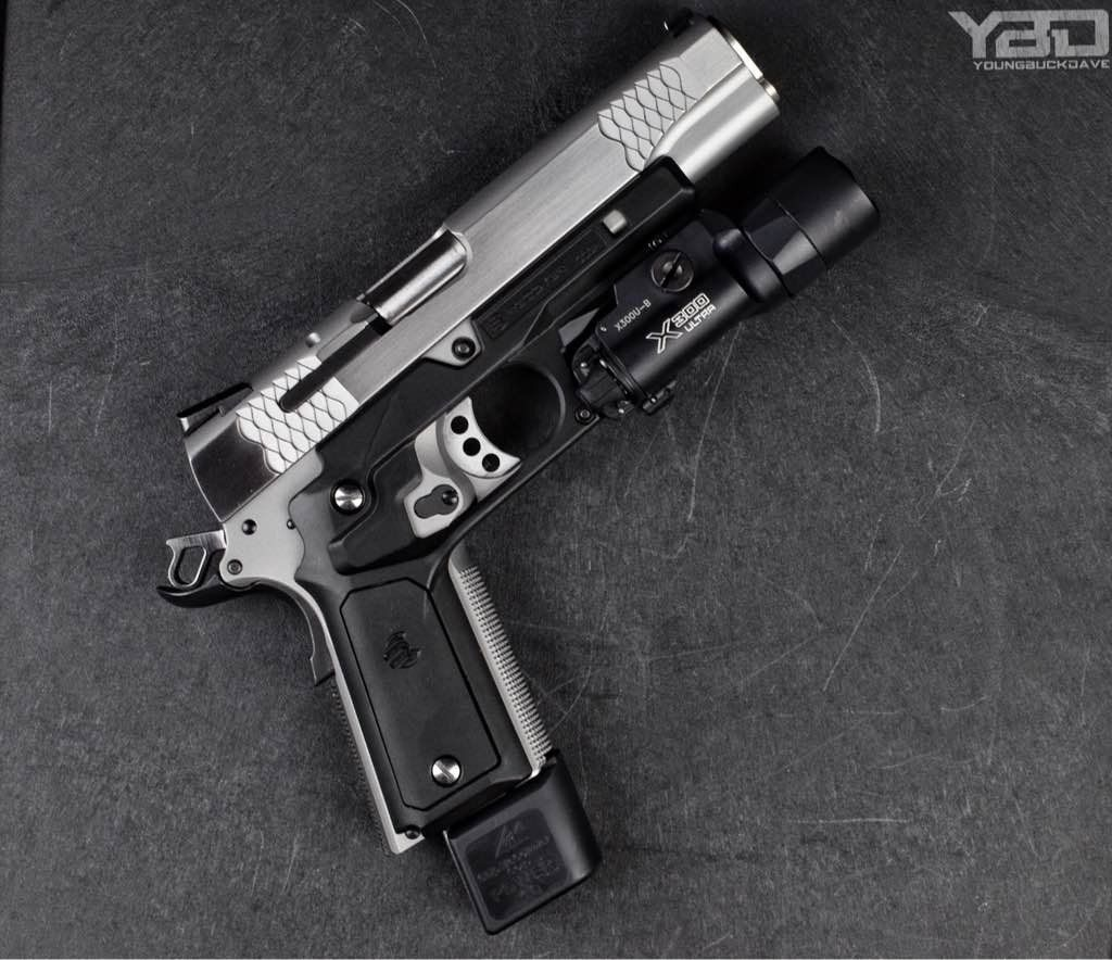 CC3P Grip and Rail System for the 1911 - recover-tactical-new - 18 ...