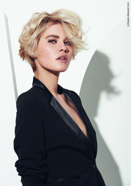 Les plus belles coupes courtes de 2019 Стрижка Cheveux