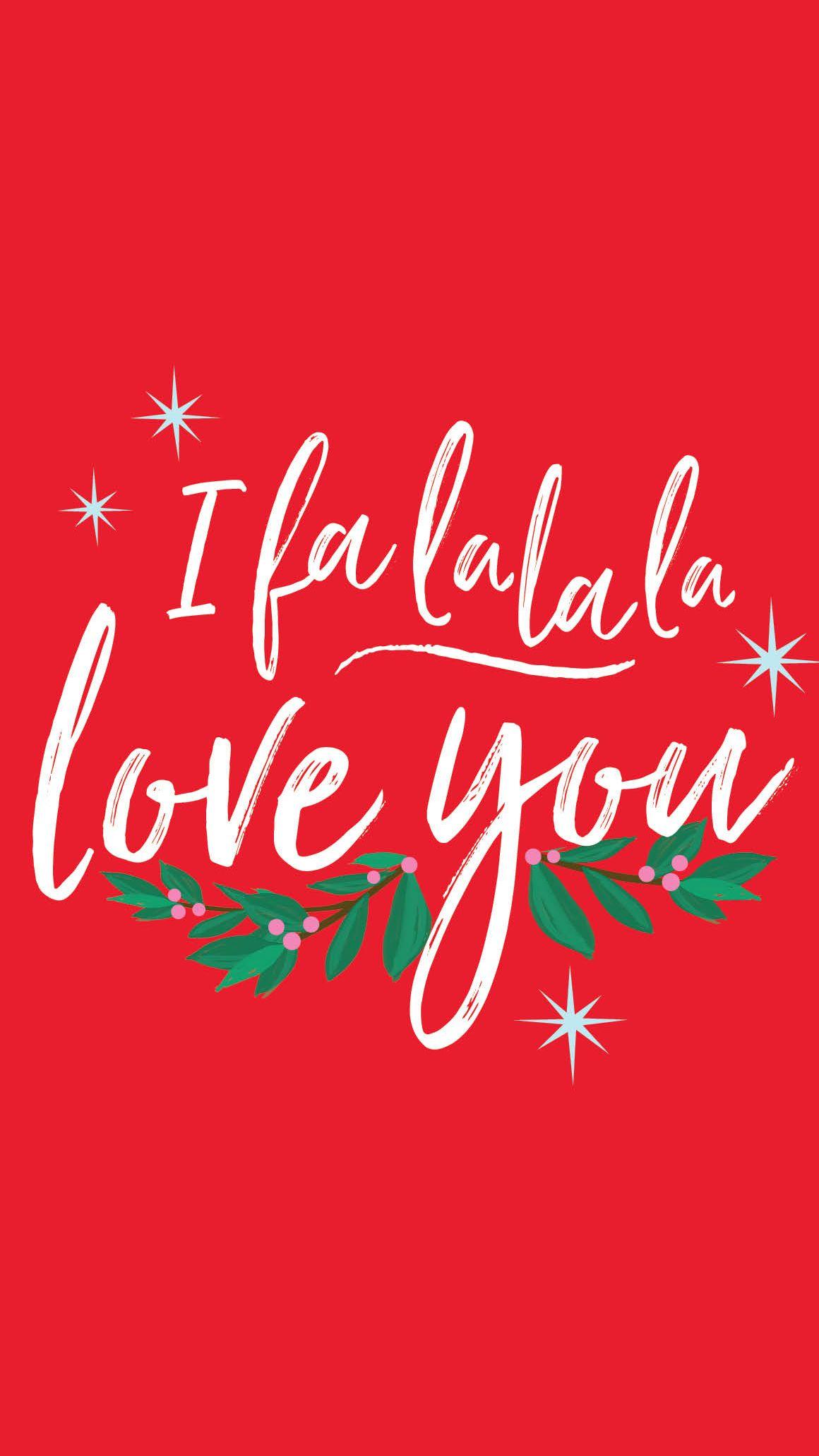 I Love You Christmas Iphone Wallpaper Wallpaper Iphone Christmas Cute Christmas Wallpaper Iphone Wallpaper
