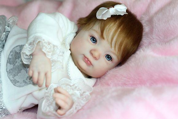 6bdec021f1 Bebê Reborn Kimber -por encomenda!!! Bebe Real