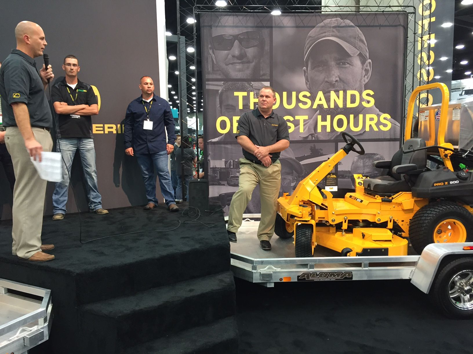 Cub Cadet introduces Pro Z Series mercial mowers