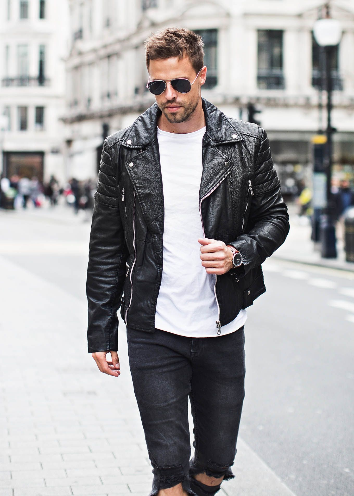 Men's Casual Fasion Mens outfits, Jackets men fashion