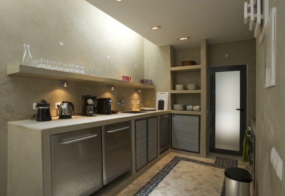 Como obtener el color cemento en paredes buscar con for Cocinas en concreto
