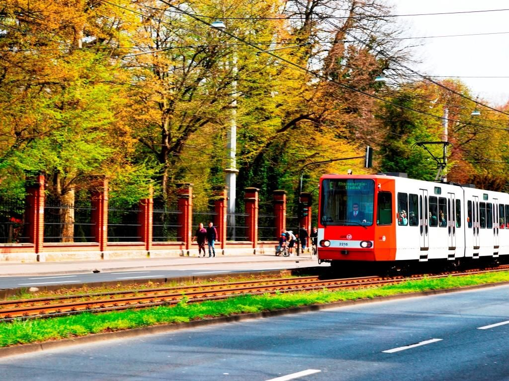 Köln Streik Bahn