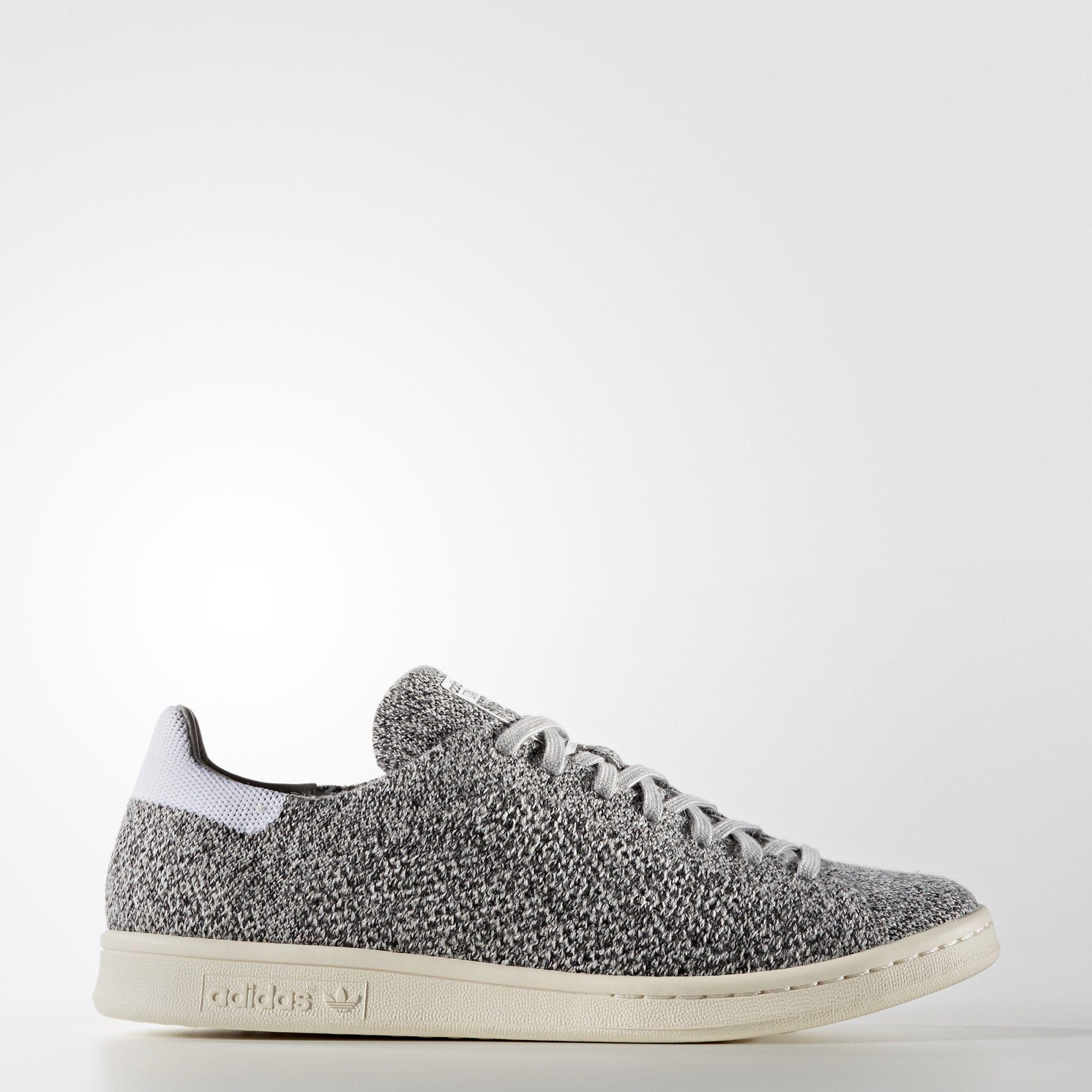 Grey Primeknit Shoes | adidas US. Stan Smith ...