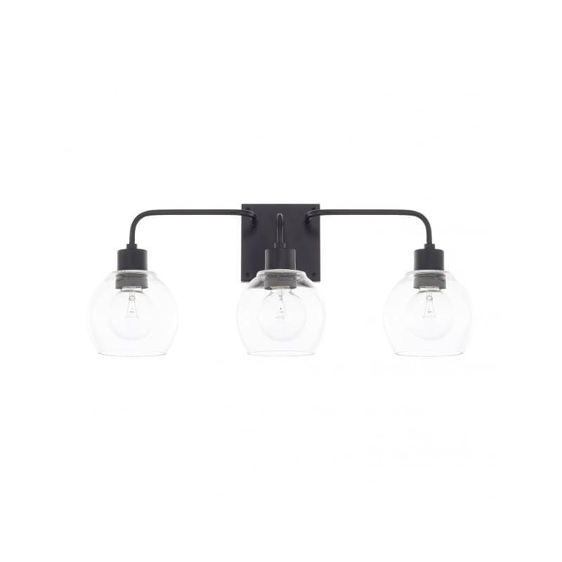 Pin On For The Home Matte black bathroom light fixtures