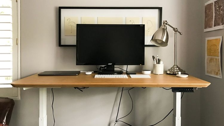 Diy Standing Desk Smartdesk 2 Kit By Autonomous White