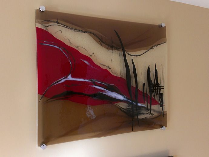 Our Glass Art Wall Panels Make A Real Statement In Any Space And Your  Choice Of