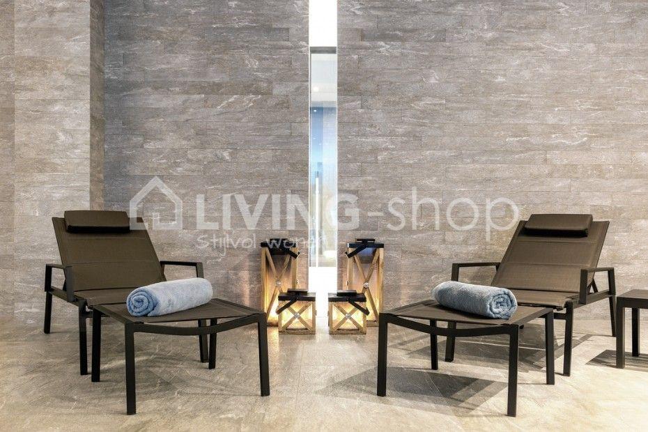 Ligbedden Diphano Selecta Beach Ligstoel Met Armleuning LIVING Shopbe