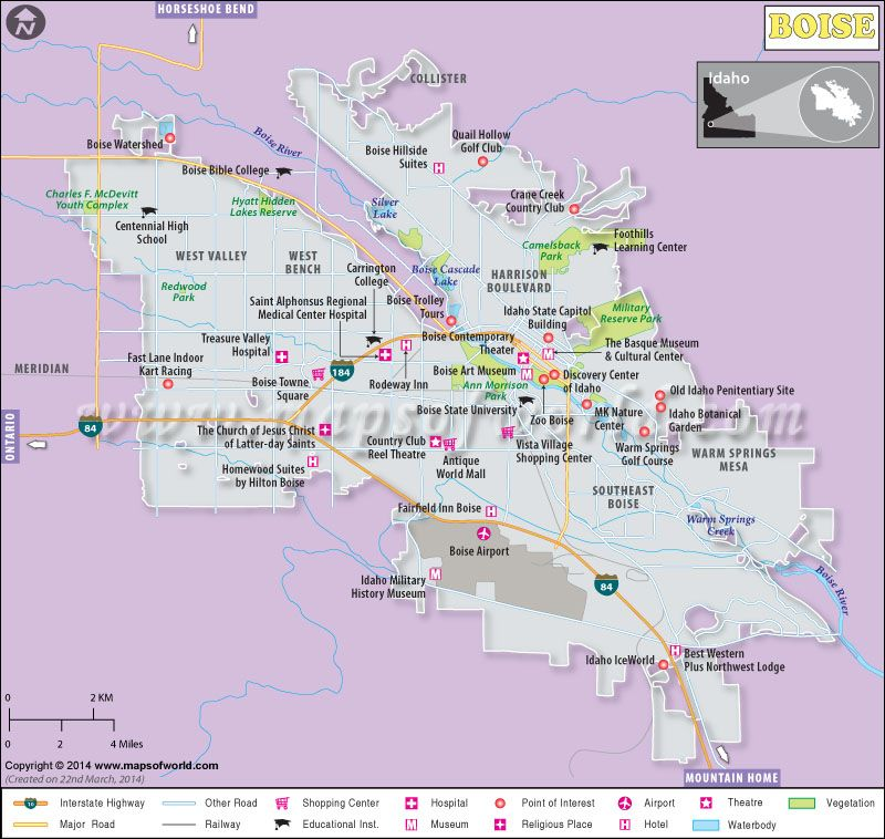 Boise Map My Own Private Idaho Pinterest Idaho and Boise idaho