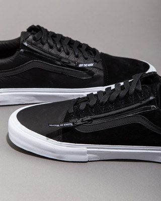 1e8cf5ba1704 These Luxe-As-Hell Vans Will Make You Forget All About Damn Daniel