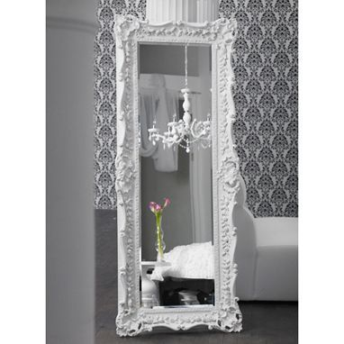 Larger than life mirrors | Target, Beauty room and Apartment living