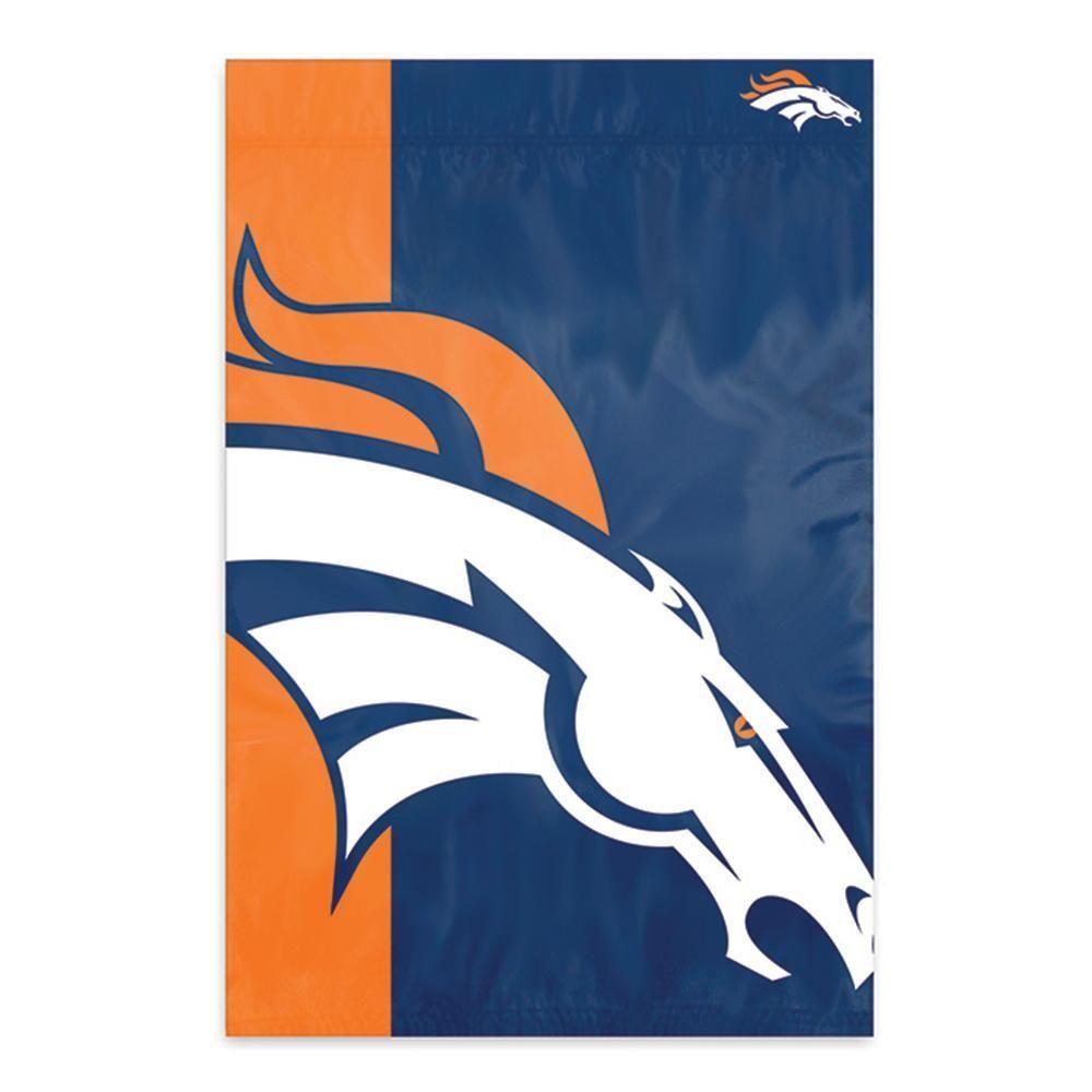 Denver Broncos NFL Bold Logo Banners - (2ft\' x 3ft)