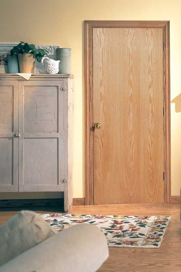 Lauan Flush Interior Door Slabs Made Of Smooth Flush Fine Hardwood