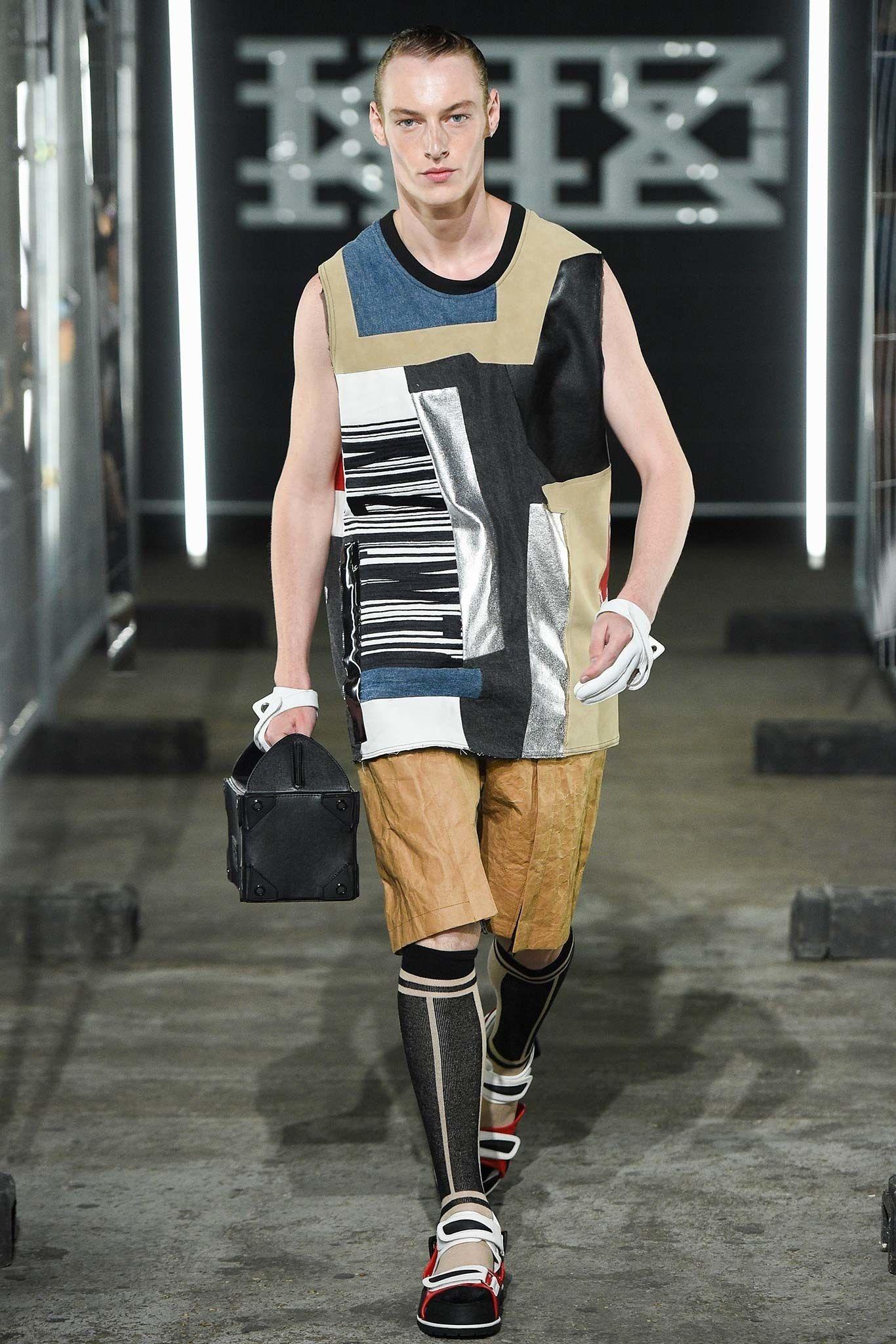 Ktz spring menswear fashion show