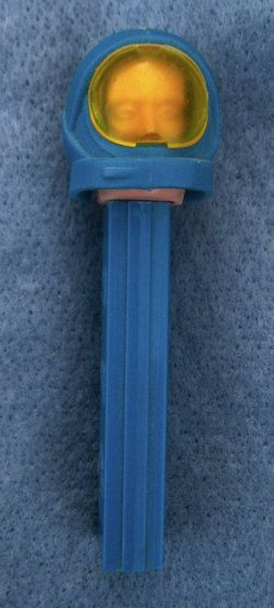 space-man pez dispenser!